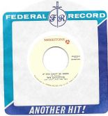 Gaylettes with Lyn Taitt And The Jets  - If You Can't Be Good / Mike Thompson - Rocksteady Wedding (Merritone) JPN 7""